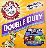 Arm & Hammer Katzenstreu 7184453er Pack Double Duty Klumpstreu für Haustiere, 14-pound