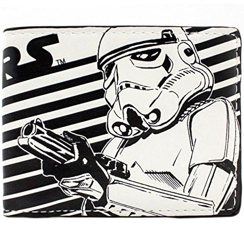 Star Wars Storm Trooper Multicolore Portefeuille