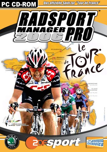 Radsport Manager Pro 2006 - Tour de France