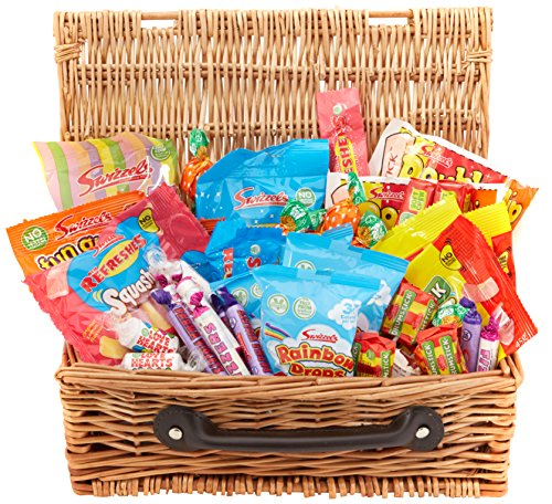 Swizzels Retro Sweet Hamper - 915g nostalgic sweets with no artificial colours