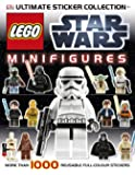 LEGO® Star Wars Minifigures Ultimate Sticker Collection.