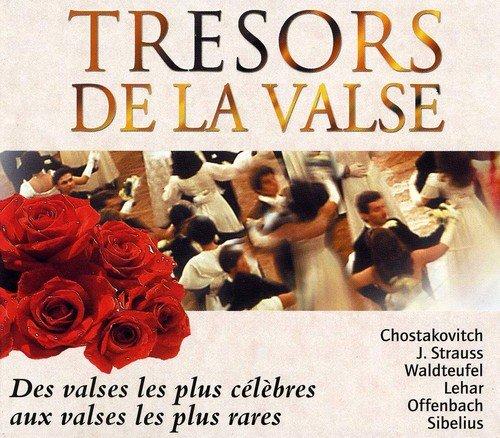 Trésors de la valse (Coffret 4 CD)