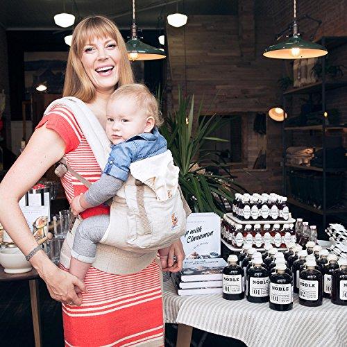 Ergobaby Babytrage Kollektion Original (5,5 – 20 kg), Natural Linen