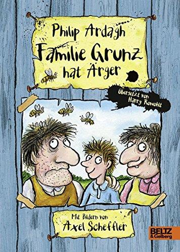Cover des Mediums: Familie Grunz hat Ärger