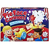 Hasbro Gaming Pie Face Cannon Game Whipped Cream Family Board Game