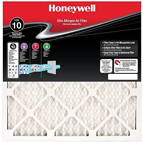 Honeywell 8in. x 30in. x 1in. Elite Allergen Bundfaltenhose für 10Air Filter