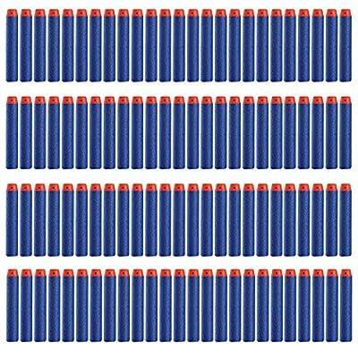 amazing-trading(TM) Foam Refill Darts for Nerf N-strike Elite Series Blasters Toy gun