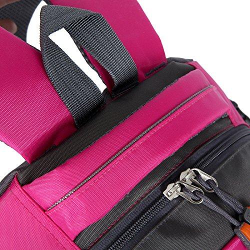 HCLHWYDHCLHWYD-spalla di corsa gli uomini e le donne del sacchetto di grande capacità borsa sportiva di corsa di svago borsa moda , 4 3