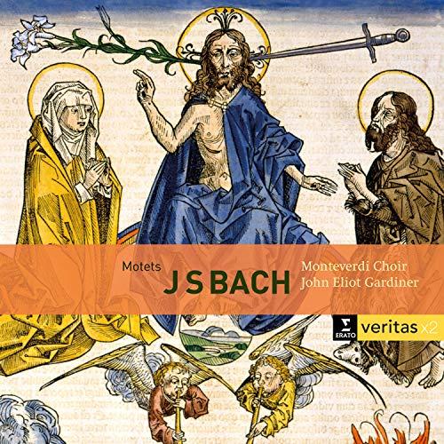 Bach: Motets BWV 225-231, Cantatas BWV 50 & 118