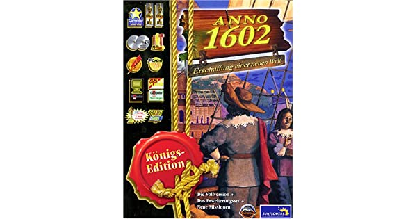 anno 1602 downloaden