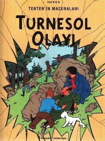 Les Aventures de Tintin : L'affaire Tournesol en Turc / Tentenin Maceralari : Turnesol Olayi