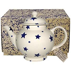 Emma Bridgewater Starry Skies Four Cup Teapot 1.4l