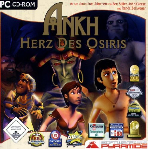 ANKH 2 - Herz des Osiris [Software Pyramide]