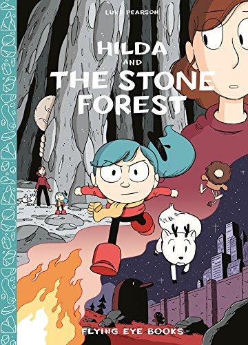 Hilda and the Stone Forest: Hildafolk (Hildafolk 5)