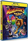 Madagascar 3 : Bons baisers d'Europe [Combo Blu-ray + DVD]