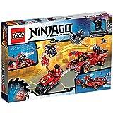 LEGO Ninjago 70727 - X-1 Ninja Supercar