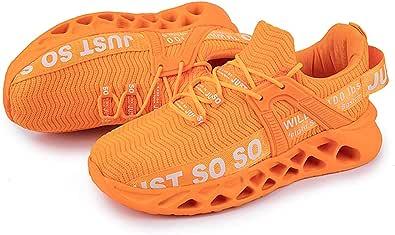 Uomo Donna Scarpe da Ginnastica Scarpe per Correre Running Corsa Sportive Sneakers Trail Trekking Fitness Casual