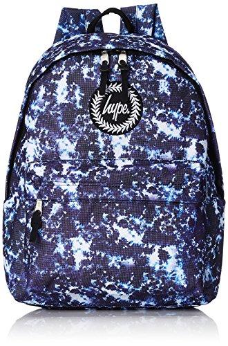 HYPE ACID DYE Mochila escolar, 40 cm, Azul (Blue)
