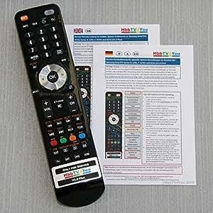 HbbTV4You télécommande pour samsung j-serie plus v2.0