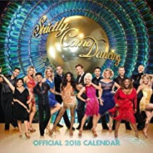 Strictly Come Dancing Official 2018 Calendar - Square Wall Format