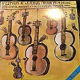 Various - Festival De La Nueva Trova 1984 (En Vivo) Miembros Del Movimiento De La Nueva Trova Vol. 1 - Areito - LD 4241, Areito - LD-4241