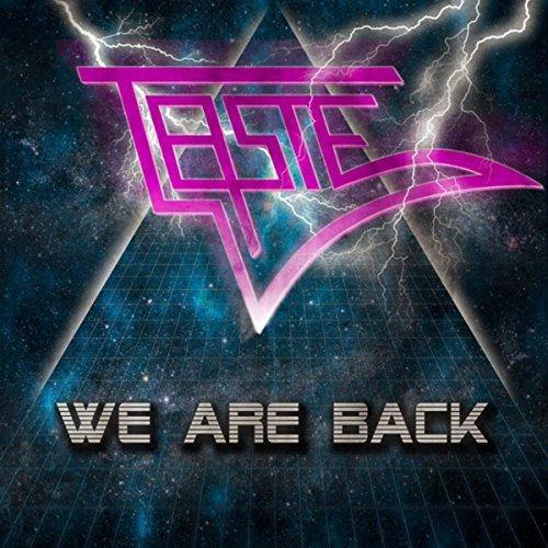 We Are Back - Taste Back Rock