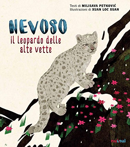 Nevoso. Il leopardo delle alte vette. Ediz. a colori