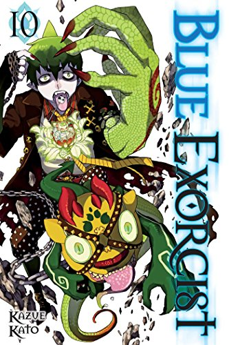 Blue Exorcist Volume 10