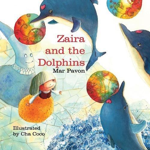 Zaira and the Dolphins (Clucky) por Mar Pavón