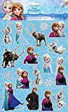 Disney Frozen / Minions Sticker Set Supersticker Lasersticker Tattoo Wandtattoo Die Eiskönigin (Frozen - Die Eiskönigin)
