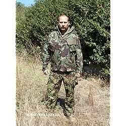 Camo Suit NBC - Traje de camuflaje de excedente militar (chaqueta y pantalón)