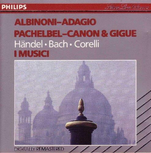 Albinoni/Pachelbel/Bach-Musici-Adagio