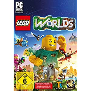 Lego Worlds (Code online) – [PC]
