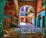 Spuren der Zeit 2019 - Verlassene Orte - Lost Places - Kuba Havanna - Foto-Wandkalender 58,4 x 48,5 cm: Cuba wie es war - Lost Places Havanna Bild