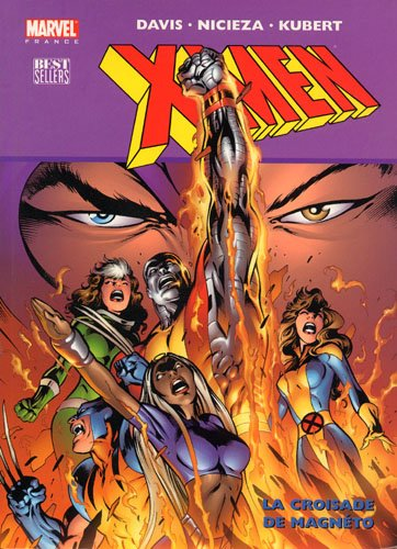 X-Men : La croisade de Magnéto
