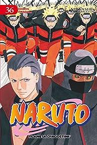 Naruto nº 36/72 par Masashi Kishimoto