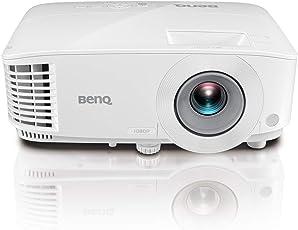 BenQ MH550 DLP-Projektor (Full HD, 1920 x 1080 Pixel, 3.500 ANSI Lumen, HDMI, 20.000:1 Kontrast, 3D)