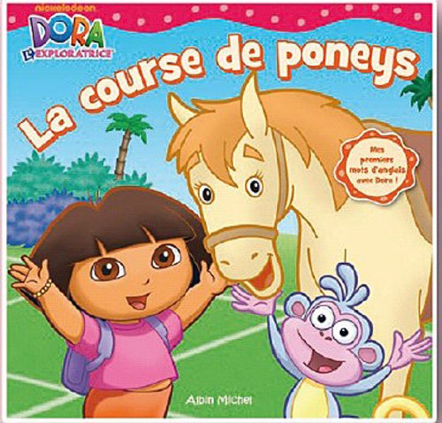 La Course au poneys par Collectif