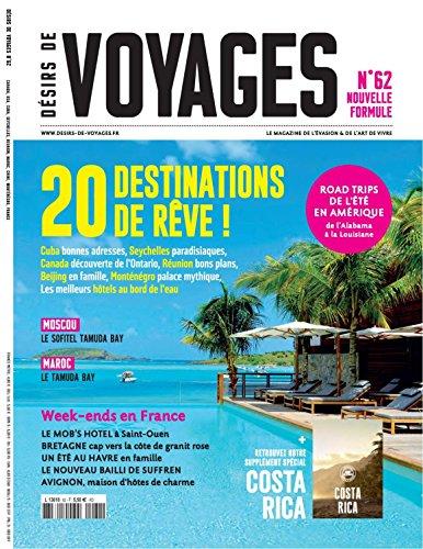 Descargar Libro Voyages: 20 Destinations De Reve de Toni K.