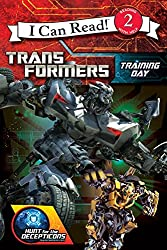 Transformers: Training Day (I Can Read - Level 2 (Quality))