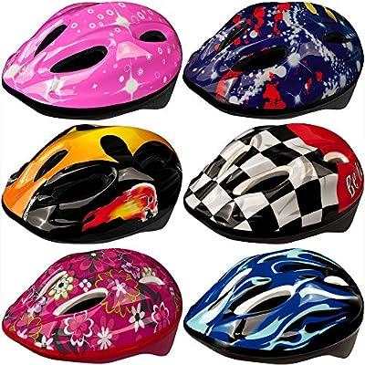 Bicycle Gear Fahrradhelm Fahrrad Kinder Kinderhelm Mitwachsender Helm Schutz Jungen Mädchen verschiedene Modelle Schutzhelm