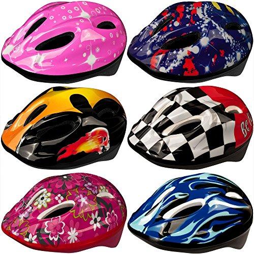 Bicycle Gear Fahrradhelm Fahrrad Kinder Kinderhelm Mitwachsender Helm Schutz Jungen M&aumldchen verschiedene Modelle Schutzhelm