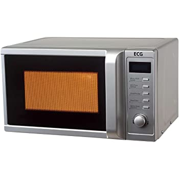 midea ecg mgd 20 s mikrowelle 20 l 800 w elektro gro ger te. Black Bedroom Furniture Sets. Home Design Ideas