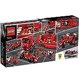 LEGO Speed Champions 75913 - Camion Trasportatore F14 T e Scuderia Fe