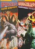 Godzilla & Mothra: Battle Earth & King Ghidora [DVD] [Region 1] [US Import] [NTSC]