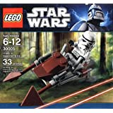 LEGO Star Wars: Imperial Speeder Bike Jeu De Construction 30005 (Dans Un Sac)