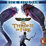 The Throne of Fire: The Kane Chronicles, Book 2