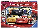 Ravensburger - 07810 - Lot de 2 Puzzles - 24 Pièces - Flash - Cruz - Jackson Cars 3...