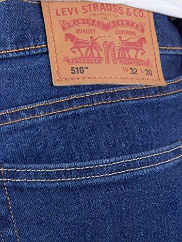 Levi's Herren Jeans 510 Skinny Fit Blau