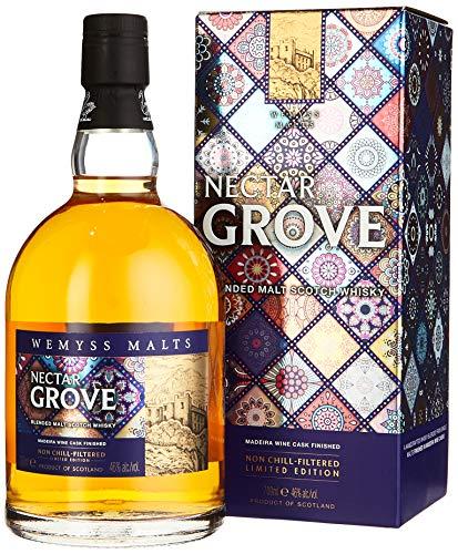 GROVE Blended Malt Scotch Whisky mit Geschenkverpackung (1 x 0.7 l) ()